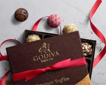 FREE Godiva Chocolate Every Month