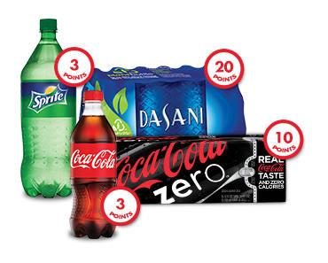 100 FREE My Coke Rewards Points