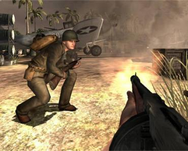 FREE Download of Medal of Honor Pacific Assault PC Game