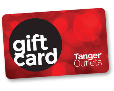 Tanger Outlet Gift Card