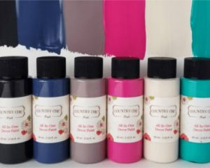 FREE Sample Jar of Country Chic Paint