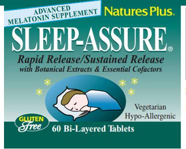 FREE Sample of Sleep-Assure