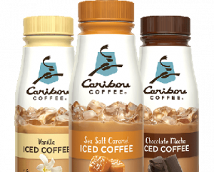 FREE Bottle of Caribou Iced Coffee