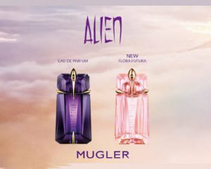 FREE Mugler Alien Flora Futura & Alien Fragrances Samples