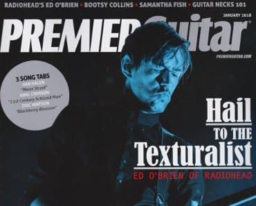 FREE Subscription to Premier Guitar Magazine