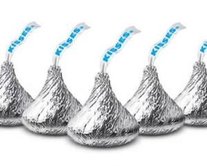 WIN 25 Pounds of Hershey's Chocolate KISSES!