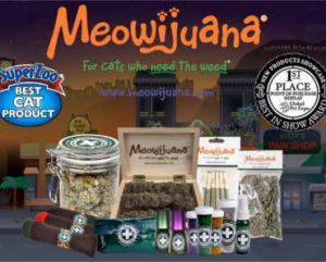 FREE Sample of Meowijuana Catnip