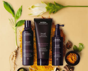 FREE Aveda Invati Haircare Sample