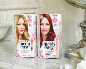 FREE Sample of Clairol Nice N Easy Hair Color