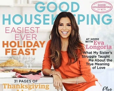 FREE Subscription to Good Housekeeping Magazine
