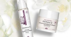FREE Sample of DERMA-E Advanced Peptide & Collagen Serum and Moisturizer