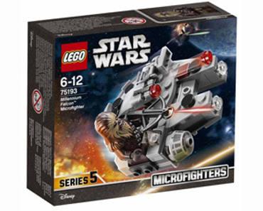 FREE LEGO Star Wars Millennium Falcon