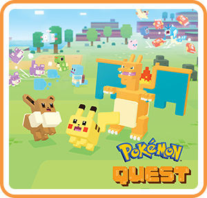 FREE Download of Pokemon Quest Nintendo Switch Game