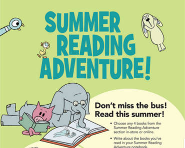 FREE Gift for Kids with Books-A-Million Summer Reading Program
