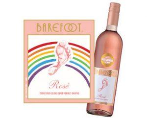 FREE Custom Barefoot Bestie Wine Labels