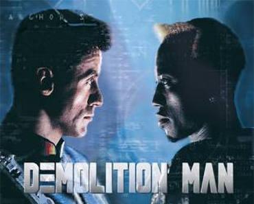 FREE Rental of Demolition Man HD Movie