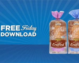 FREE Friday Download at Kroger