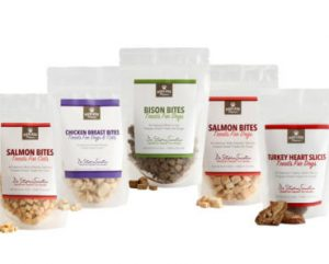 FREE Sample of Ageless Paws Freeze Dried Dog & Cat Treats