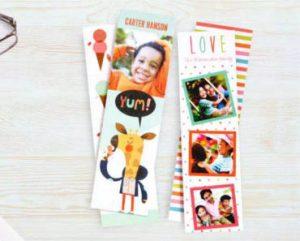 FREE Custom Bookmarks at Walgreens
