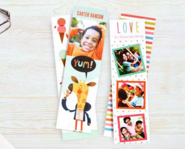 FREE Custom Bookmarks at Walgreens