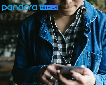 FREE 3-Month Subscription to Pandora Premium