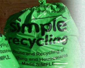 FREE Sample of Recycling Bags