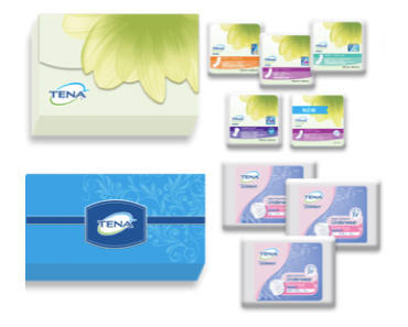 FREE TENA Trial Kits and Coupons