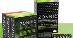 FREE Pack of Zonnic Stop Smoking Aid