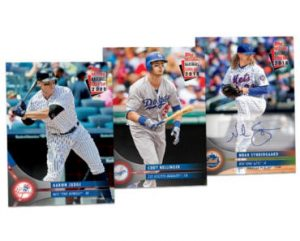FREE Pack of Topps National Baseball Card Day Cards
