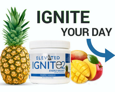FREE Sample of Elevated Ignite2 Energy Boost Mix