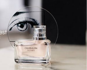 FREE Sample of Calvin Klein Women Fragrance