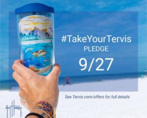 FREE Guy Harvey Tervis Pledge Tumbler