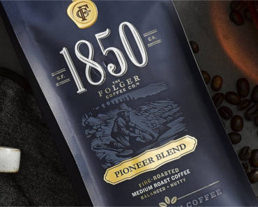 FREE Sample of 1850 Folgers Coffee