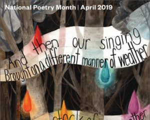 FREE 2019 National Poetry Month Poster