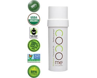 FREE CocoMe Organic Coconut Oil Bodystick
