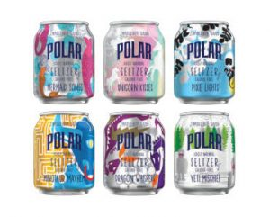 FREE 6-pack of Polar Seltzer Jr Cans