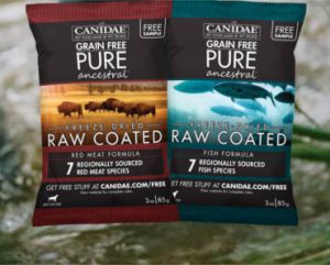 FREE Sample of Canidae Dog Food