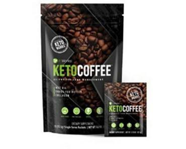 FREE Sample of It Works! Keto Coffee