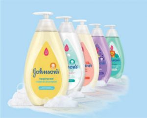 FREE Sample of Johnsons Wash & Shampoo