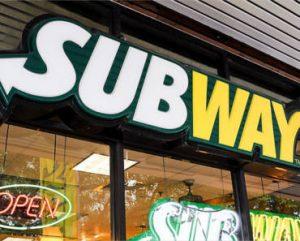 FREE $5 OFF at Subway