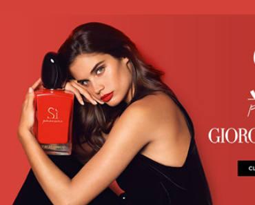 FREE Sample of Giorgio Armani Sì Passione Eau de Parfum
