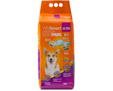 FREE Sample of WizSmart Puppy Pee Pads