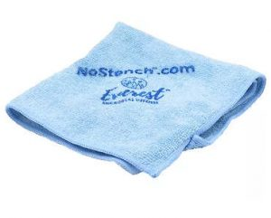 FREE NoStench Microfiber Cloth