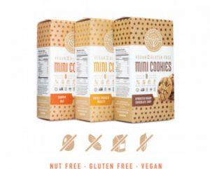 FREE Box of Partake Foods Mini Cookies