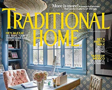 FREE Subscription to Traditional Home Magazine