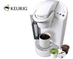 WIN a Keurig K55 Single Brew Coffee Maker!