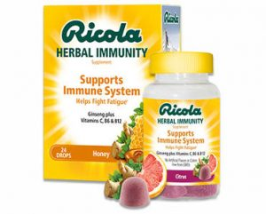 FREE Ricola Immunity Product Coupon