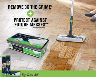 FREE Sample of Stainmaster Wet Mopping Cloths