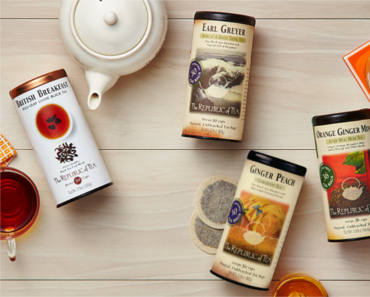 FREE Tea Samples from The Republic of Tea