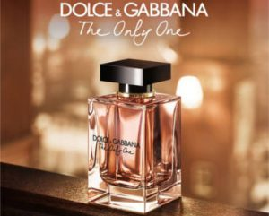 FREE Sample of Dolce & Gabbana The Only One Fragrance